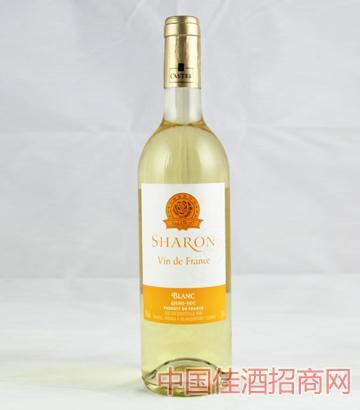 沙仑精选白葡萄酒