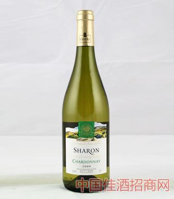 沙仑霞多丽干白葡萄酒