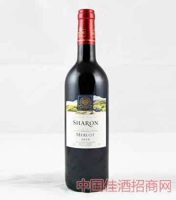 沙仑美乐干红葡萄酒