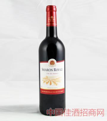 沙仑干红葡萄酒
