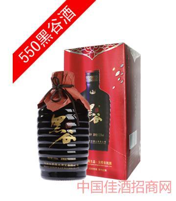 东方宝石—550黑谷酒