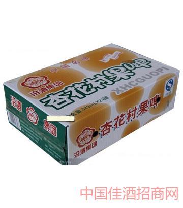 杏花村果啤系列330啤酒