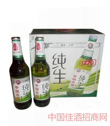 特制纯生500ml啤酒