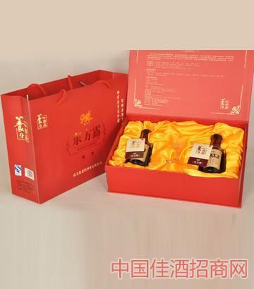 小礼品盒130MLx2瓶酒
