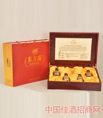 大礼品盒130MLx4瓶酒