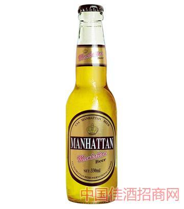 白金曼哈顿啤酒