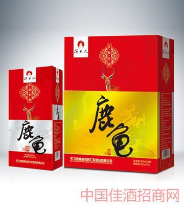 鹿龟酒(药乡人牌)