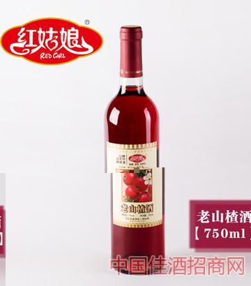 750ml老山楂酒