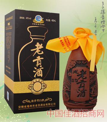 龙韵老贡酒纯粮46度460ml