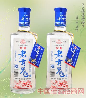 老贡酒兄弟醉(精制)酒50度450ml
