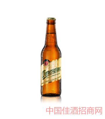 万奈仕Wernesgruner黄啤330ML啤酒
