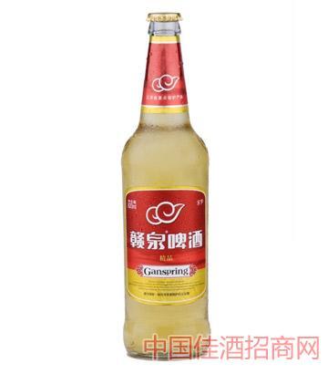 赣泉啤酒精品