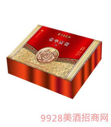 茅台镇礼盒荣华富贵酒