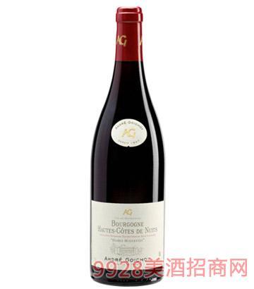 安德世家夜丘高地干红葡萄酒