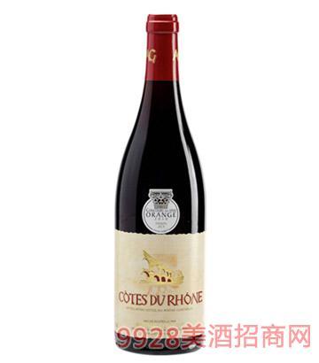 安德世家罗纳河谷金奖干红葡萄酒