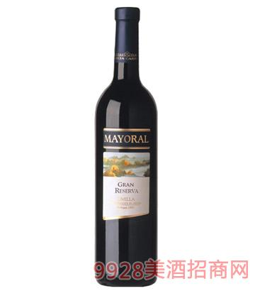 嘉希雅曼丽连特级珍藏干红葡萄酒