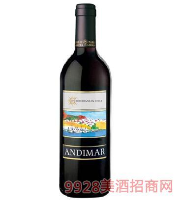 嘉希雅安蒂美精选干红葡萄酒