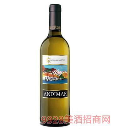 嘉希雅安蒂美精选干白葡萄酒