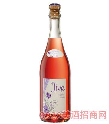 捷舞黑醋栗起泡葡萄酒