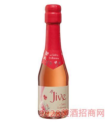 捷舞草莓起泡葡萄酒