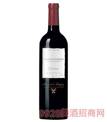 拉图嘉利吉隆朗格多克红葡萄酒