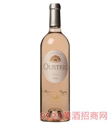 拉图嘉利吉隆桃红葡萄酒