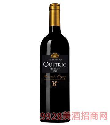 拉图嘉利吉隆美乐红葡萄酒