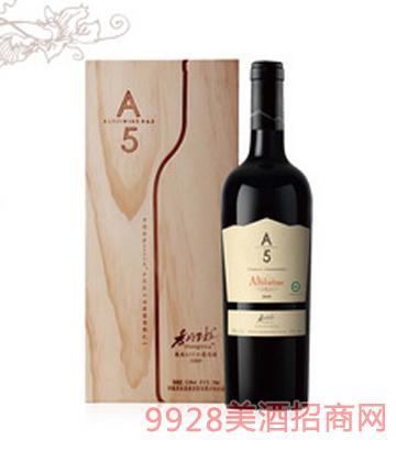 高原A5干红葡萄酒