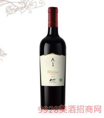 高原A1干红葡萄酒