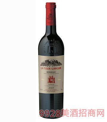 拉图兰爵吉仑特葡萄酒