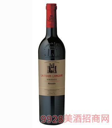 拉图兰爵珍堡葡萄酒
