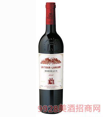 拉图兰爵左岸葡萄酒