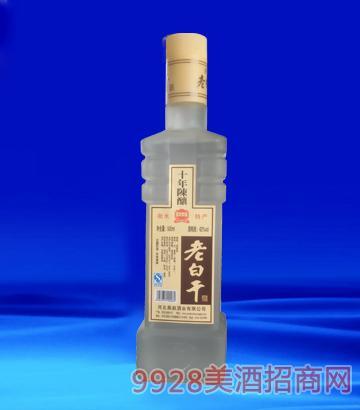 500ml十年陈酿酒