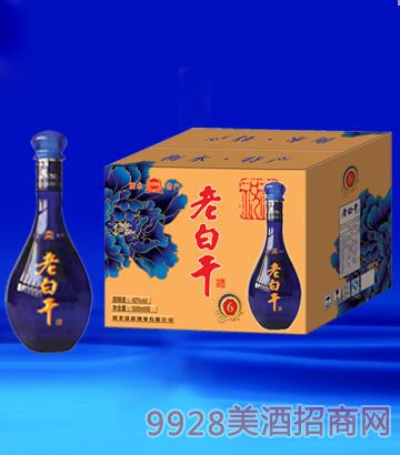 015--500ml-燕赵6年酒