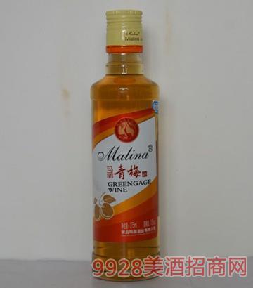 玛丽275ml青梅果酒(圆柱瓶)