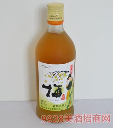 519ml玛丽青梅酒