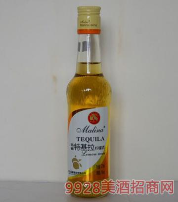 特基拉系列275ml柠檬酒