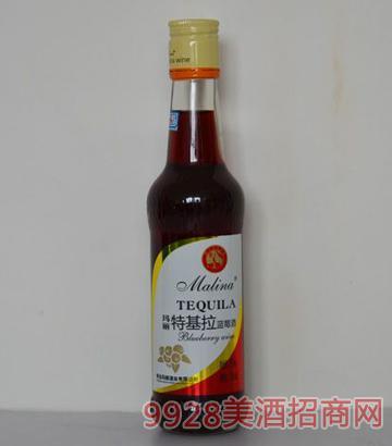 特基拉系列275ml蓝莓酒