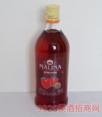 519ml金玛丽红苹果酒
