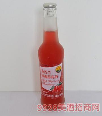 龙舌兰预调草莓酒
