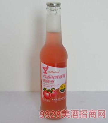 玛丽朗姆预调蜜桃酒