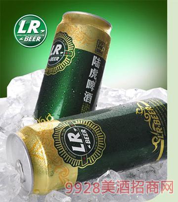 LR陆虎啤酒易拉罐500ml