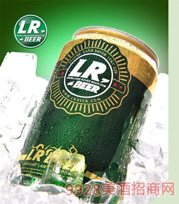 LR陆虎啤酒易拉罐330ml