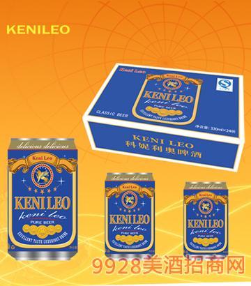 KENILEO-330ml易拉罐啤酒
