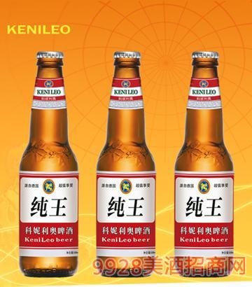 科妮利奥啤酒-KN013-红纯王棕瓶330ml