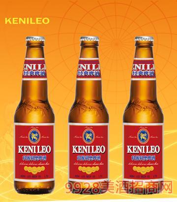 科妮利奥啤酒-KN011-红经典棕瓶330ml