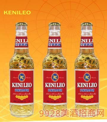 科妮利奥啤酒-KN011-红经典白瓶330ml
