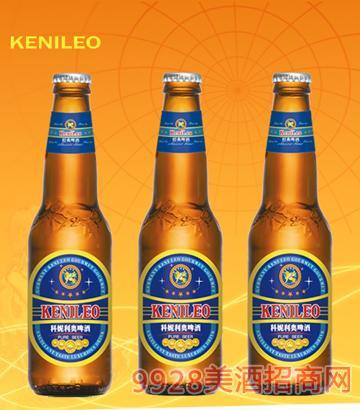 科妮利奥啤酒-KN010-蓝经典棕瓶330ml