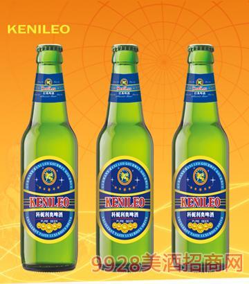 科妮利奥啤酒-KN010-蓝经典绿瓶330ml