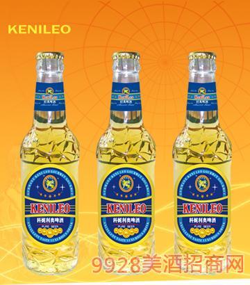 科妮利奥啤酒-KN010-蓝经典白瓶330ml